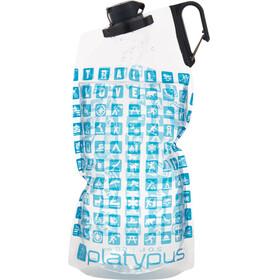 Platypus DuoLock SoftBot Bottle 2000ml Trail Love